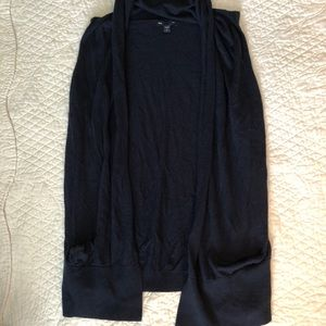 Gap sleeveless cardigan